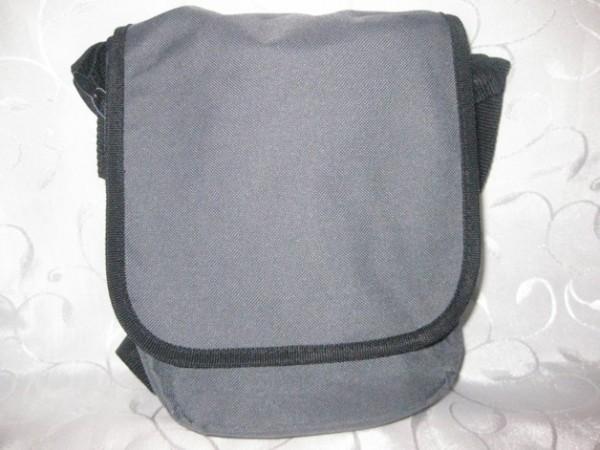 Kindergartentasche - grau/schwarz